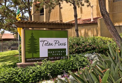 Teton Pines Apartments